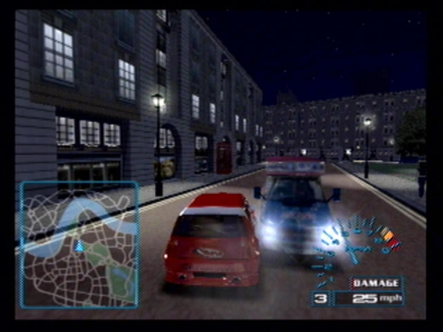 Midnight Club: Street Racing - 06663