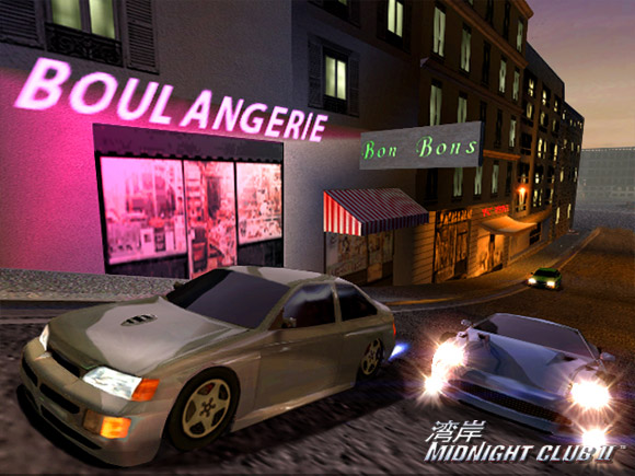Midnight Club II - 38472