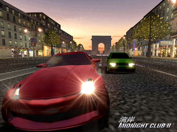 Midnight Club II - 38474