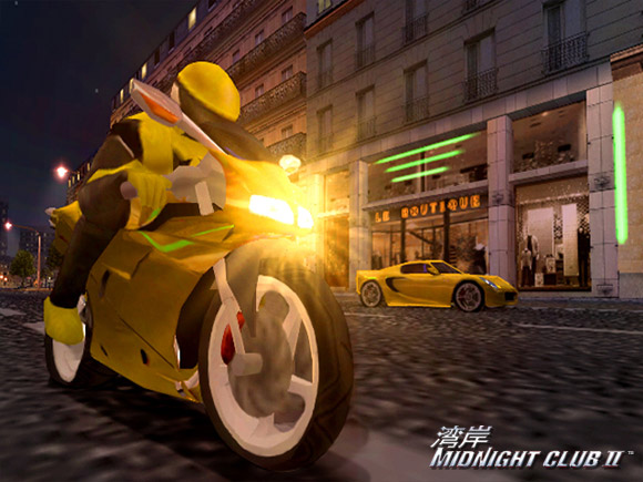Midnight Club II - 38475