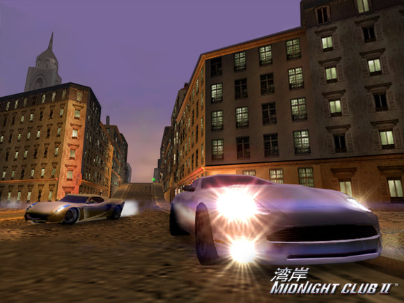 Midnight Club II - 38480