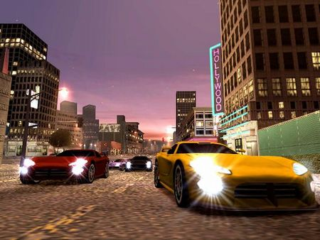 Midnight Club II - 38447