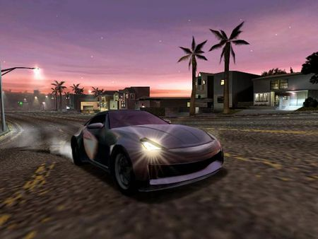 Midnight Club II - 38452
