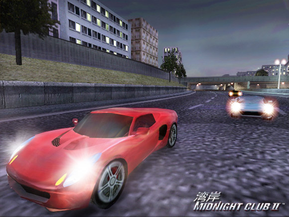 Midnight Club II - 38453