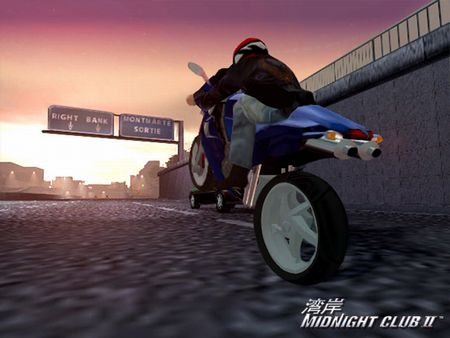 Midnight Club II - 38455