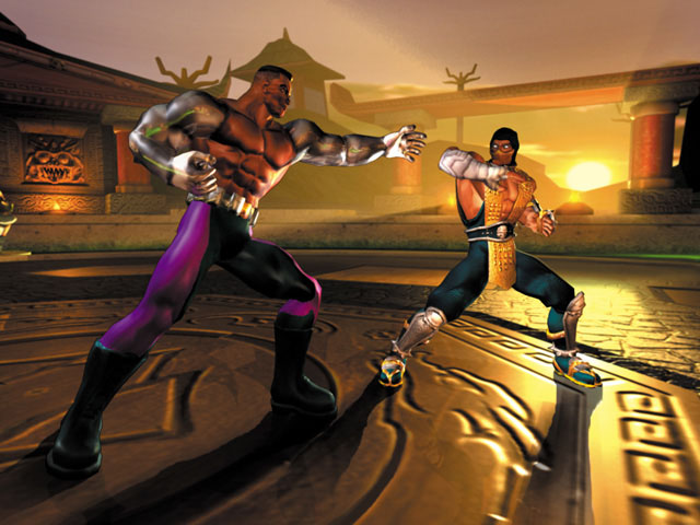 Mortal Kombat: Deadly Alliance - 29564
