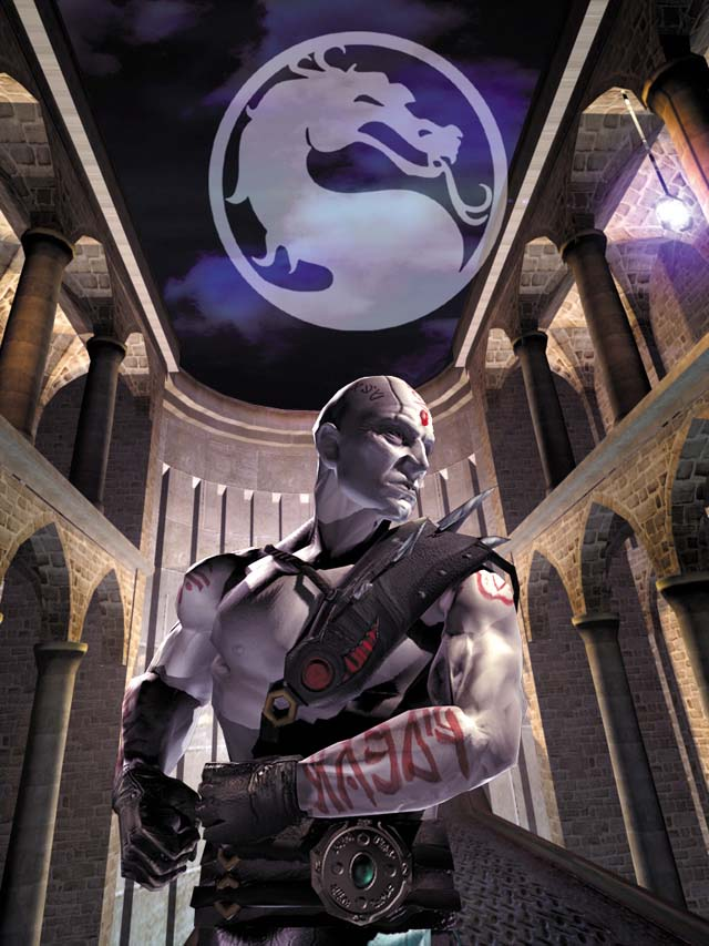 Mortal Kombat: Deadly Alliance - 29565