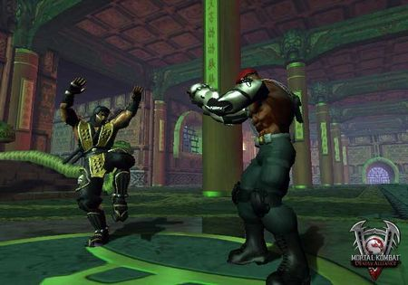 Mortal Kombat: Deadly Alliance - 29566