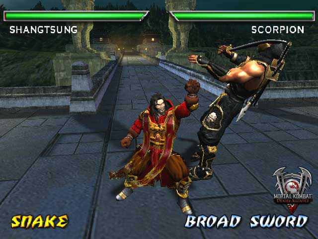 Mortal Kombat: Deadly Alliance - 29567