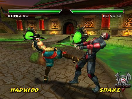 Mortal Kombat: Deadly Alliance - 29569