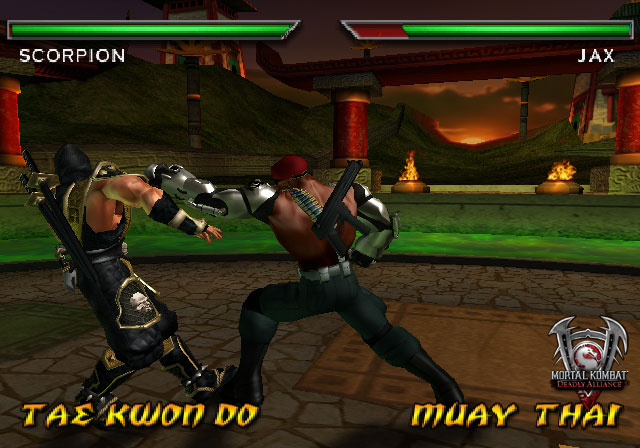 Mortal Kombat: Deadly Alliance - 29570