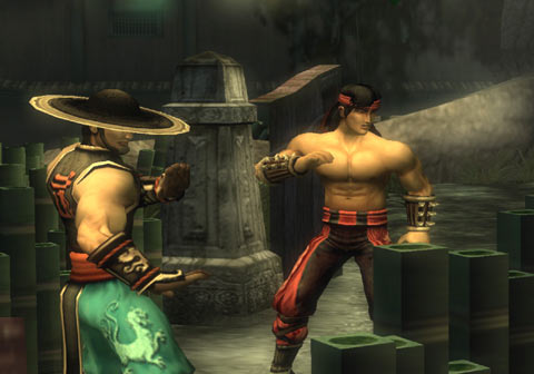Mortal Kombat: Shaolin Monks - 50840