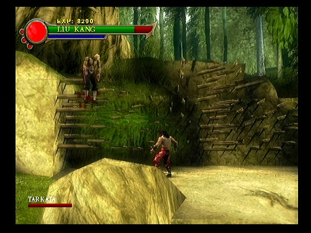 Mortal Kombat: Shaolin Monks - 50842
