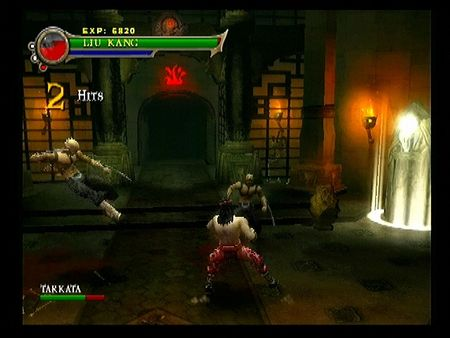 Mortal Kombat: Shaolin Monks - 50847