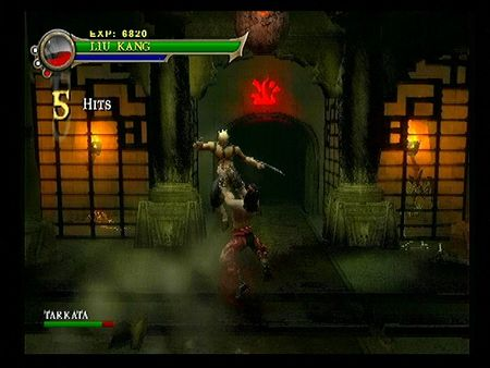 Mortal Kombat: Shaolin Monks - 50849