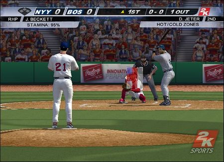 Major League Baseball 2K6 - 52709