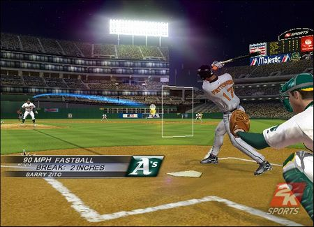 Major League Baseball 2K6 - 52710