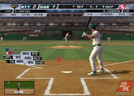 Major League Baseball 2K6 - 52711