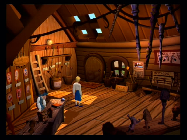 Escape From Monkey Island - 13682