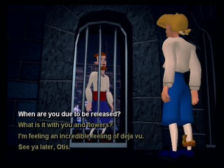 Escape From Monkey Island - 13683