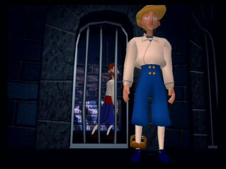 Escape From Monkey Island - 13685