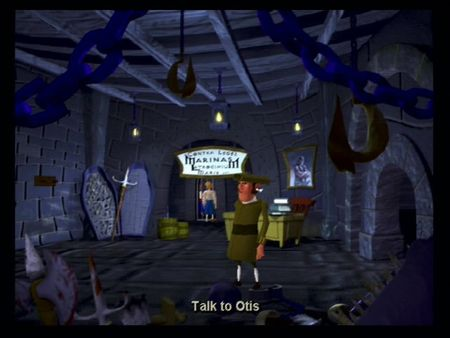 Escape From Monkey Island - 13686