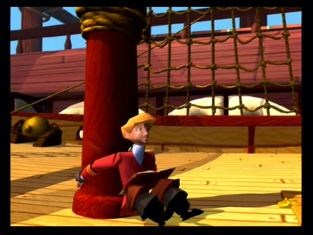 Escape From Monkey Island - 13689