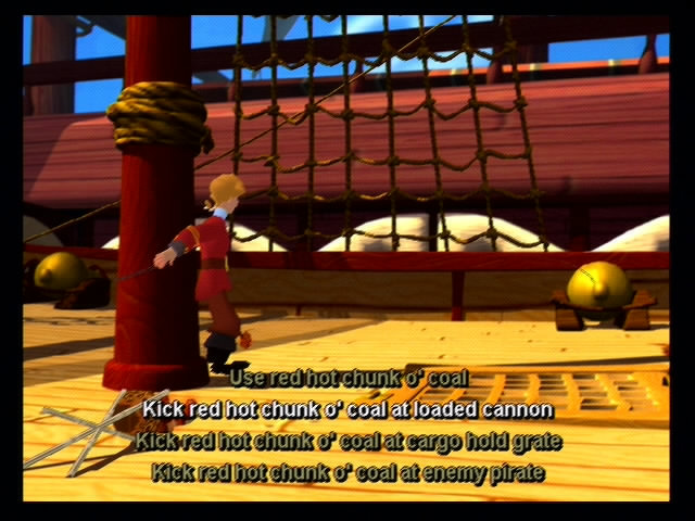 Escape From Monkey Island - 13704