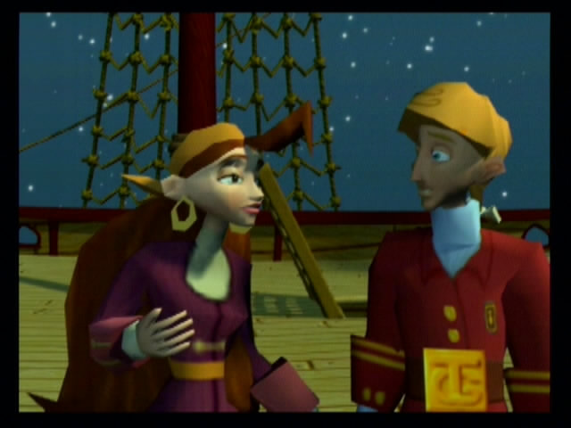 Escape From Monkey Island - 13708