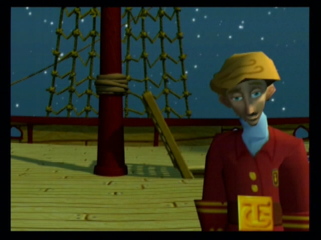 Escape From Monkey Island - 13709