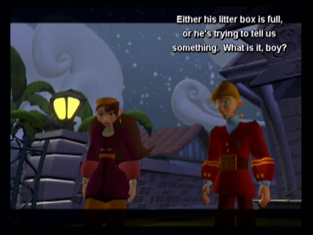 Escape From Monkey Island - 13760