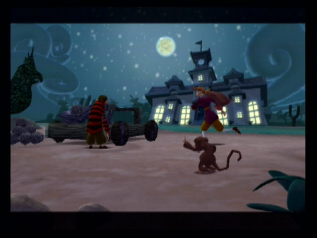 Escape From Monkey Island - 13715