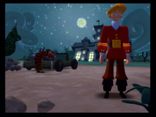 Escape From Monkey Island - 13767