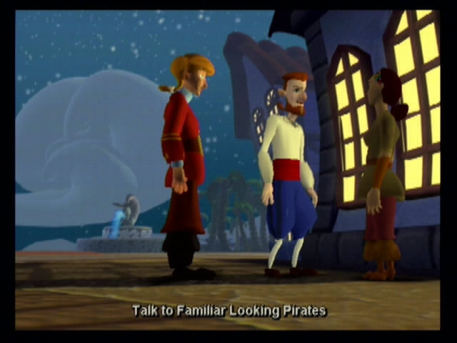 Escape From Monkey Island - 13769