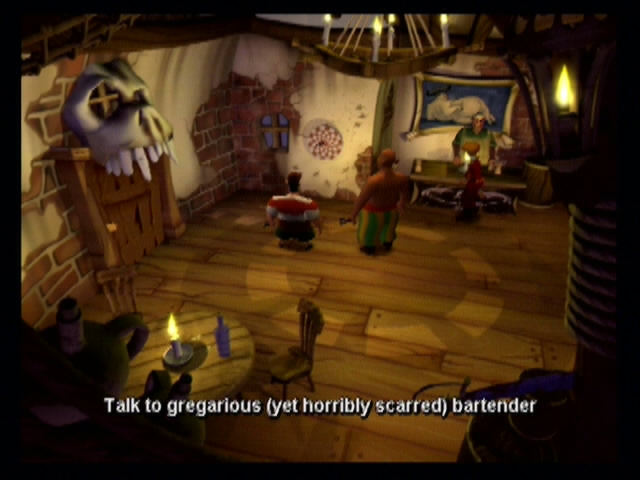 Escape From Monkey Island - 13771