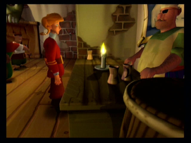 Escape From Monkey Island - 13722