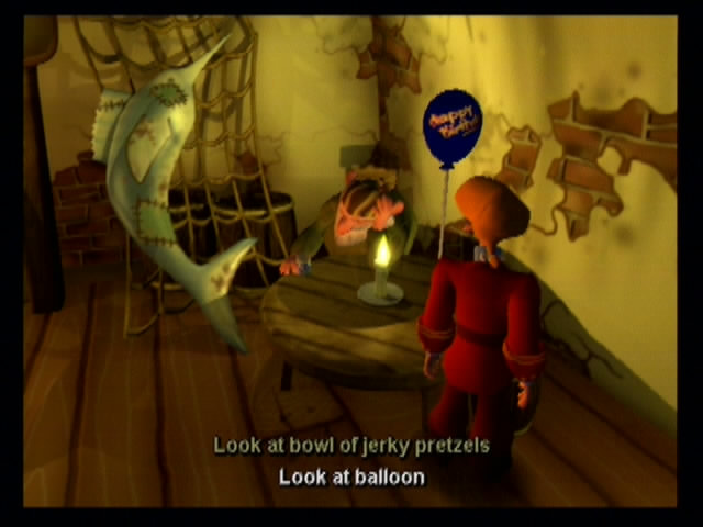 Escape From Monkey Island - 13773