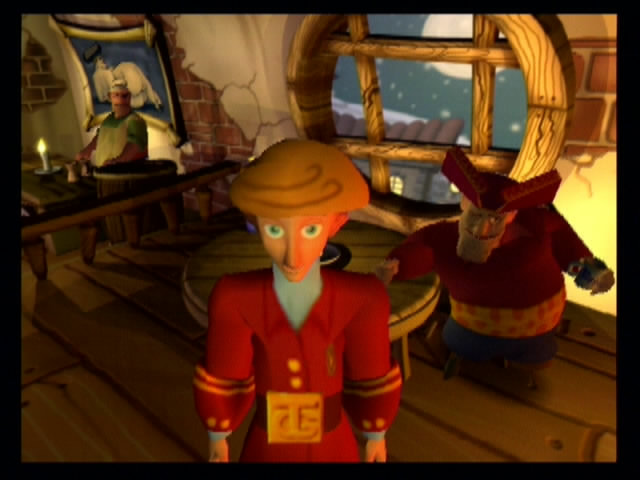 Escape From Monkey Island - 13774
