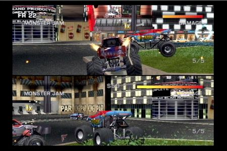 Monster Jam: Maximum Destruction - 26938