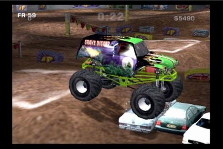 Monster Jam: Maximum Destruction - 26939