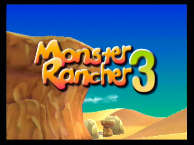 Monster Rancher 3 - 22870