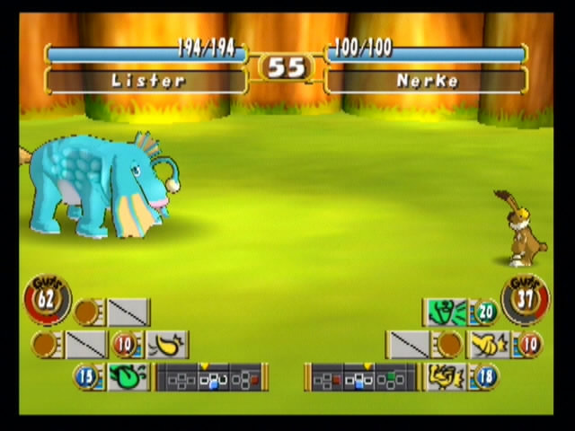 Monster Rancher 3 - 22896