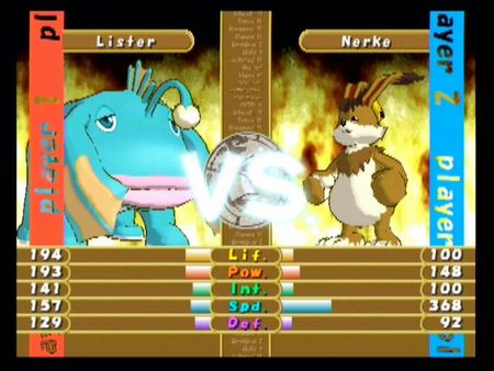 Monster Rancher 3 - 22898