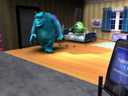 Monsters Inc. - 11885