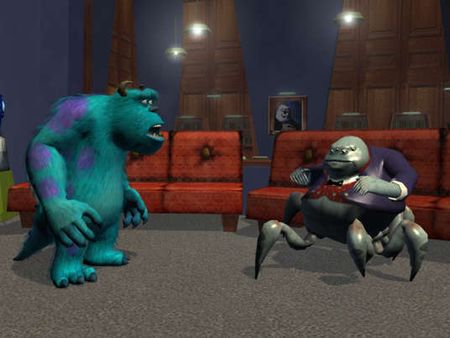 Monsters Inc. - 11886