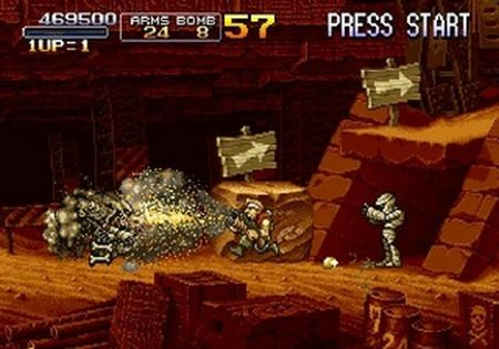 Metal Slug Anthology - 55526