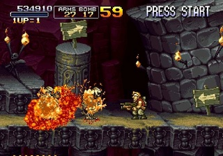 Metal Slug Anthology - 55527