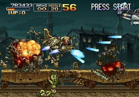 Metal Slug Anthology - 55528