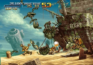 Metal Slug Anthology - 55529
