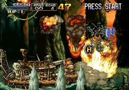 Metal Slug Anthology - 55530